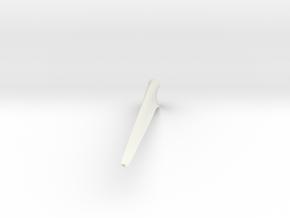 Flügel in White Natural Versatile Plastic