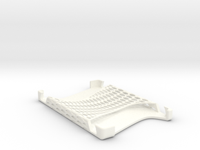 Unity Wallet and Stand in White Processed Versatile Plastic