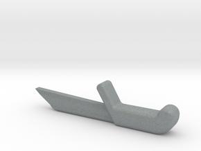loki in Polished Metallic Plastic