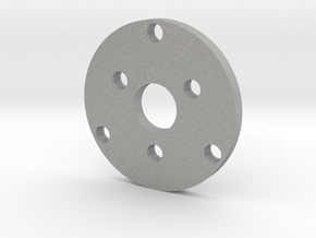 R type Small Chassis disk in Aluminum