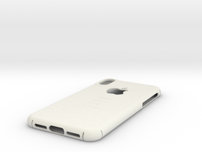 iPhone 8 Case in White Natural Versatile Plastic: Medium
