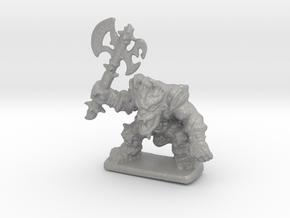 HeroQuest FrozenHorror 28mm heroic scale miniature in Aluminum