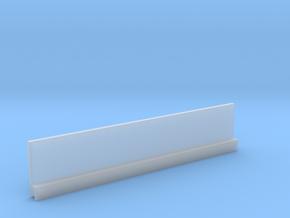 Profil 100mm Waggon-Sitzbank einfach hoch FUD/FED  in Smooth Fine Detail Plastic