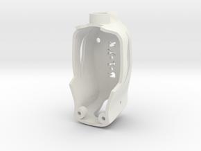 Atom Mini V2 Canopy in White Natural Versatile Plastic