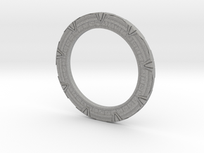 Stargate in Raw Aluminum