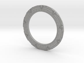 Stargate in Aluminum