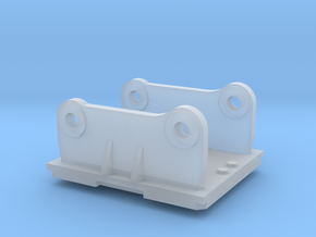v65 15 mm adapter in Smooth Fine Detail Plastic