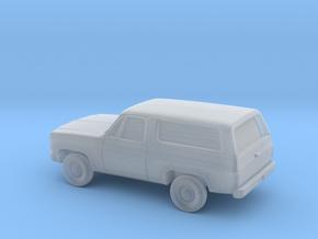 1/220 1973-79 Chevrolet Blazer in Smooth Fine Detail Plastic