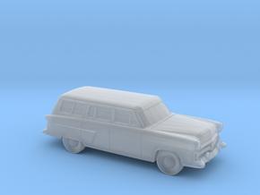 1/220 1952 Ford Crestline Station Wagon in Smooth Fine Detail Plastic