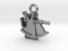 boOpGame Shop - The Sextant in Natural Silver