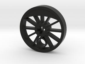 ML Steam Driver - Blind in Black Premium Versatile Plastic