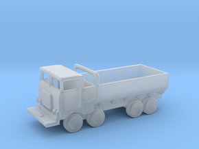 1/285 Scale M656 Truck in Smooth Fine Detail Plastic