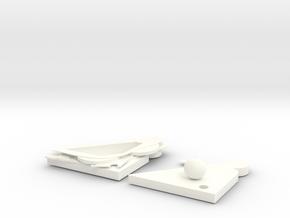 team fortress 2: Heavy's sandvich in White Processed Versatile Plastic