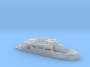 1/285 Scale Patrol Boat Water Line in Smooth Fine Detail Plastic