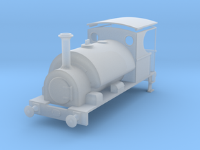 """OO GWR 1340 """"Trojan"""" 0-4-0ST in Smooth Fine Detail Plastic"""