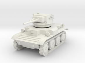 PV170F Tetrarch Light Tank (1/30) in White Natural Versatile Plastic