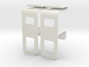 Paper Guides Samsung Xpress laser printer in White Natural Versatile Plastic