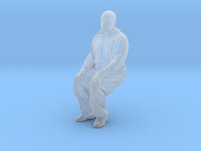 Printle C Homme 1112 - 1/72 - wob in Smooth Fine Detail Plastic