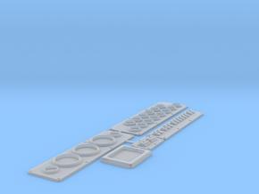Instrument Panels Wellcraft SC38 V.1 in Smoothest Fine Detail Plastic: 1:10