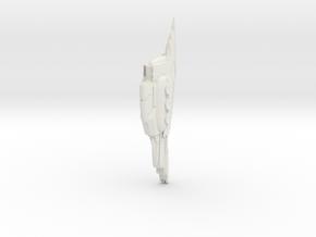 Revelation in White Natural Versatile Plastic