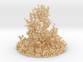 DLA bush (fat) in 14K Yellow Gold