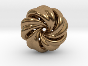 Integrable Flow (6, 5) in Natural Brass