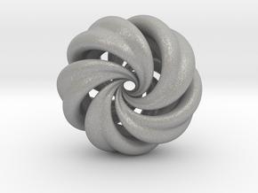Integrable Flow (7, 5) in Aluminum
