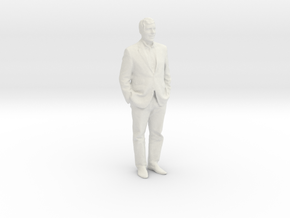 Printle F Jimmy Carter - 1/24 - wob in White Natural Versatile Plastic