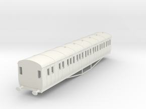 o-76-gwr-artic-main-l-city-brake-third-1 in White Natural Versatile Plastic