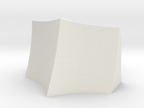 Tomy / Trackmaster Snowplough Type 3 Size 4 in White Natural Versatile Plastic