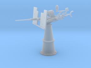 1/48 Royal Navy 20mm Oerlikon Mk IIIA  in Smooth Fine Detail Plastic