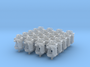 20 Immortans in Smooth Fine Detail Plastic