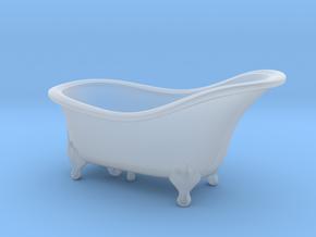 Miniature Drayton Bathtub - Victoria + Albert in Smooth Fine Detail Plastic: 1:24