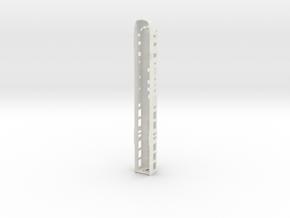 Plan U MDBk, scale 0 (1:45) in White Natural Versatile Plastic
