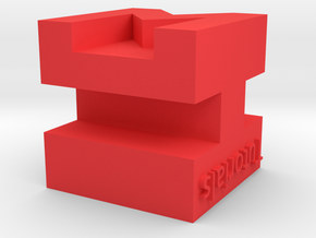 MH Tutorials 3D Logo in Red Strong & Flexible Polished: Medium