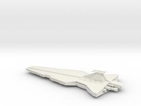 Venator Class Frigate By Erick1326a in White Natural Versatile Plastic: Large