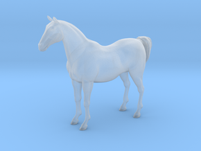 Printle Thing Horse - 1/72 in Smooth Fine Detail Plastic