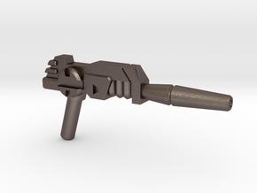 Jazz's Photon Rifle (PotP) in Polished Bronzed Silver Steel: Medium