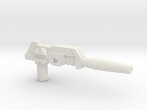 Jazz's Photon Rifle (PotP) in White Premium Versatile Plastic: Small