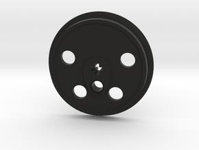 XXL Disc Driver - Large Counterweight in Black Premium Versatile Plastic