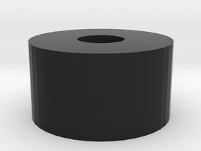 Milsig HCS Cap in Black Natural Versatile Plastic