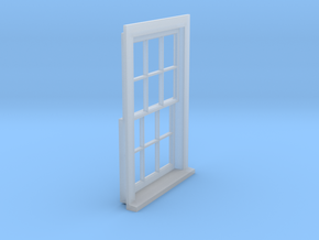 CPR No.8 standard window HO Scale in Smoothest Fine Detail Plastic