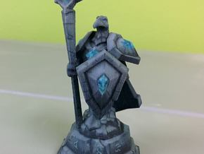 Angel Turret - 100mm in Full Color Sandstone