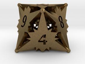 D8 Balanced - Starlight in Natural Bronze