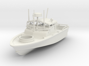 1/72 pbr patrol boat river in White Strong & Flexible