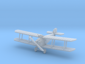 """Sopwith Dolphin """"Two Lewis"""" 1:144th Scale in Smooth Fine Detail Plastic"""