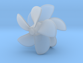 ASD2810 propeller (2 pcs) in Frosted Ultra Detail