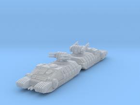 1/270 TX-225 GAVw 'Occupier' Anti-Air Variant (2) in Smooth Fine Detail Plastic