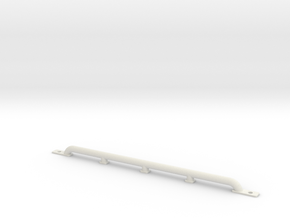 Protection side bar window D90 Team Raffee in White Natural Versatile Plastic