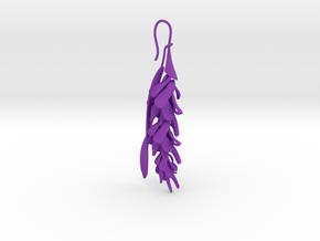 SarishFlower in Purple Processed Versatile Plastic